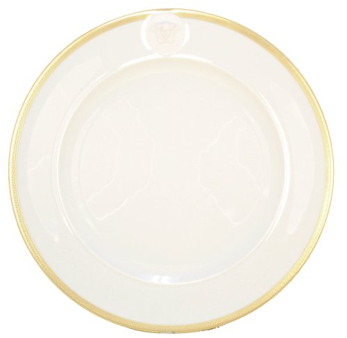 Versace by Rosenthal Medusa d'Or Dinner Plate