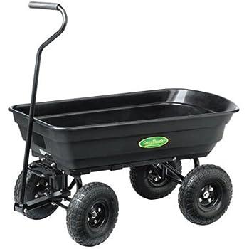 Green Thumb GT200-TV Poly Dumping Garden Cart