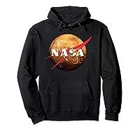 NASA Hooded Sweatshirt Mars Space Exploration