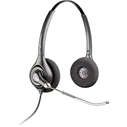 Plantronics H261 Supra Plus Binaural/VT Headset