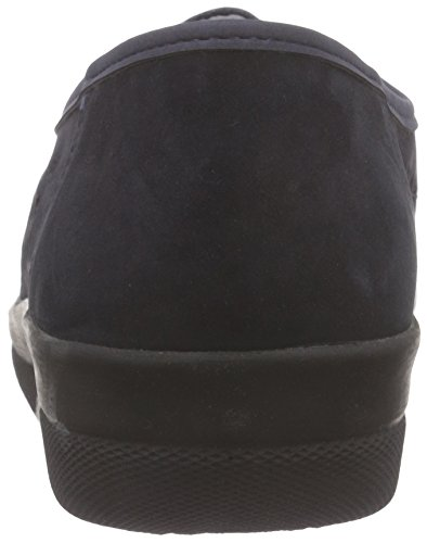 Comfortabel Slipper 5 womens Leder ozean blau 941637 g6Zqrg