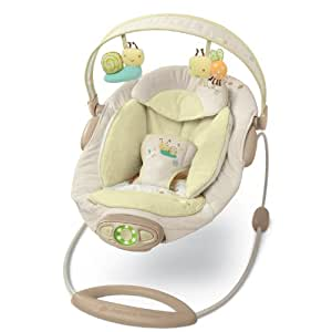 Bright Starts Ingenuity Automatic Bouncer, Bella Vista (Discontinued by Manufacturer)