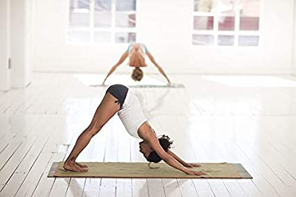 Amazon.com: Photography Poster - Yoga, Stretching, Pose ...
