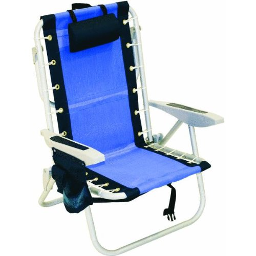 RIO BRANDS  NINGBO1 LACEUP Backpack Chair SC536-70
