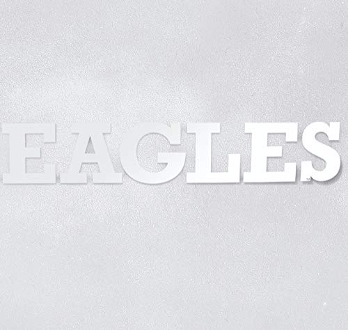 Nudge Printing Eastern Michigan University Eagles White Car Decal