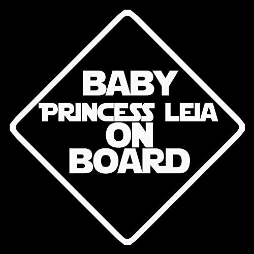 Baby Princess Leia On Board 6