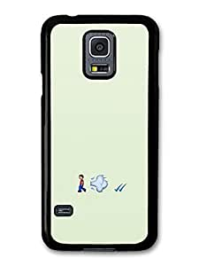 Emoji Fart and Tick Funny case for Samsung Galaxy S5 mini