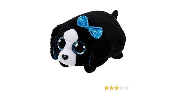 Ty - Marci: Perro, 10 cm, Color Negro y Blanco (United Labels Ibérica 41236TY): Amazon.es: Juguetes y juegos
