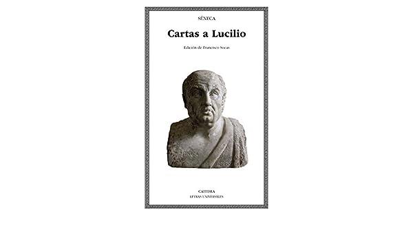 Cartas a Lucilio: LICIO ANNEO SENECA: 9788437638669: Amazon ...