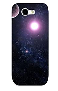 Case Provided For Galaxy Note 2 Protector Case Cosmos Phone Cover With Appearance