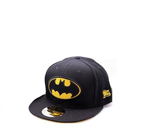 para Batman béisbol Negro Gorra hombre de Básico negro rIHIgqx