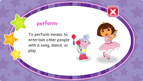 LeapFrog LeapPad Dora's Amazing Show Ultra eBook (works with all LeapPad tablets) by LeapFrog (Image #7)