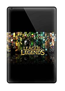 Tpu Shockproof/dirt-proof League Of Legends Hero Collection Hd Covers Cases For Ipad(mini)