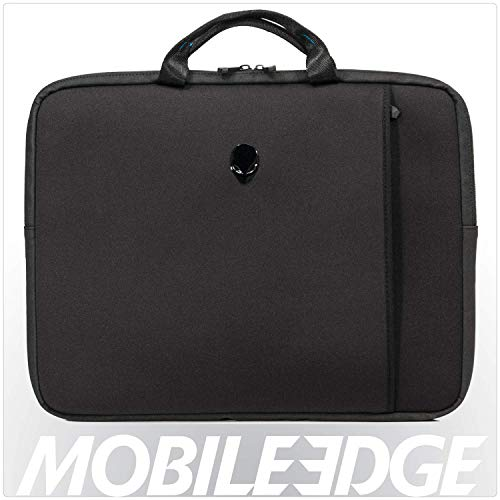 Mobile Edge Alienware Vindicator 2.0 Black Laptop Sleeve, 17 Inch, AWV17NS2.0