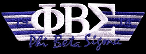 Phi Beta Sigma 4 3/4