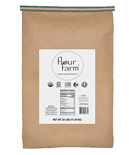 Organic Gluten Free Flour Blend