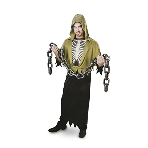 [Skeleton Corpse Costume, Adult 40-42] (Zombie Costume Ideas For Adults)