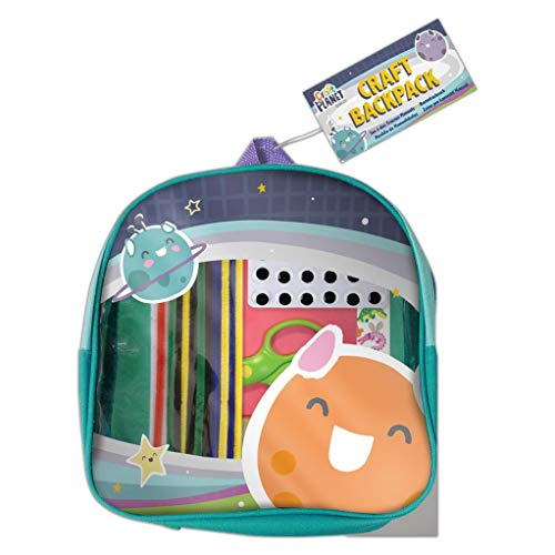 Craft Planet CPT 658009 Craft Backpack, Multi