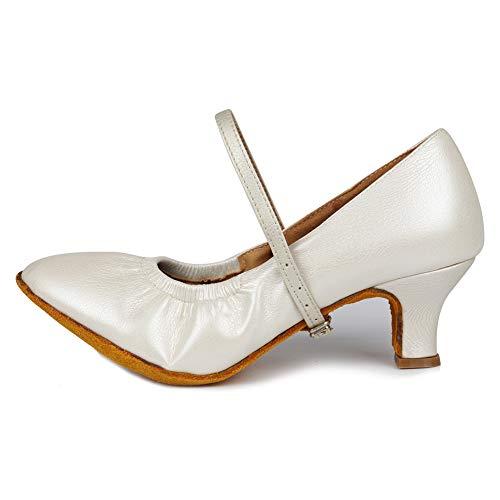 Zapatos Baile Mujer Est SWDZM de Bw15qtF