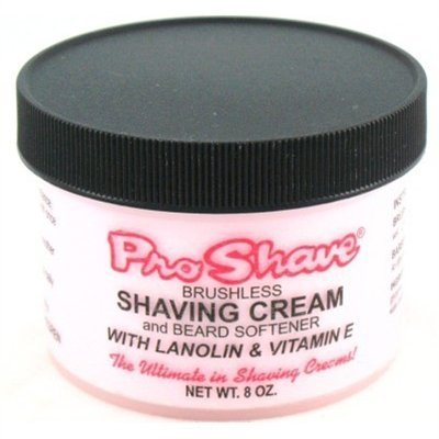 Pro Shave Shaving Cream 8 Ounce (235ml) (3 Pack)