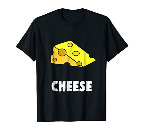 (Couple Matching Halloween Costumes Cheese)