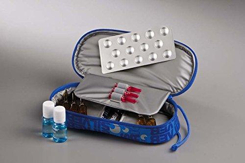 Ardes Medicura ARTK62 Pochette Termica Portatrucchi / Medicinali Con Minipanetto In Gel