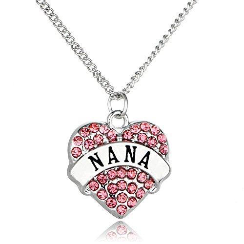 Nana Charm Pendant Jewelry (