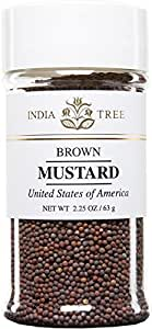 India Tree Mustard, Brown, 2.25 oz (Pack of 3)