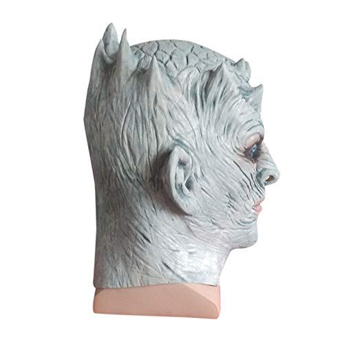 Halloween Cosplay Scary Mask Costume For Adults Party Decoration Props Creepy ()