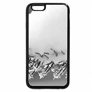 iPhone 6S Plus Case, iPhone 6 Plus Case (Black & White) - Winter-Spruce branches