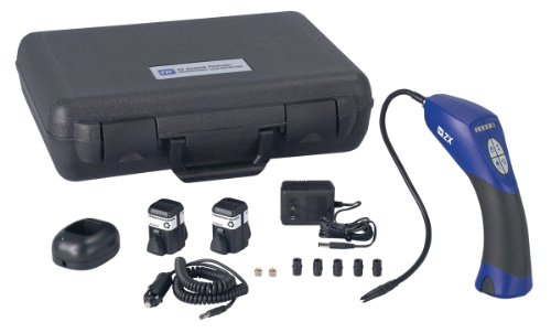 Tif Refrigerant Leak Detectors (Robinair TIFZXKIT Heated Pentode Refrigerant Detector)