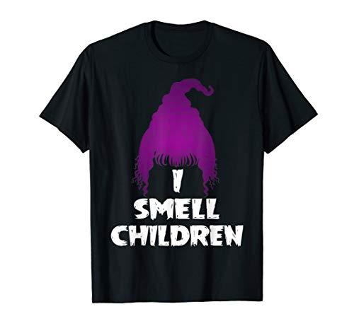 I Smell Children Funny Halloween T-Shirt -