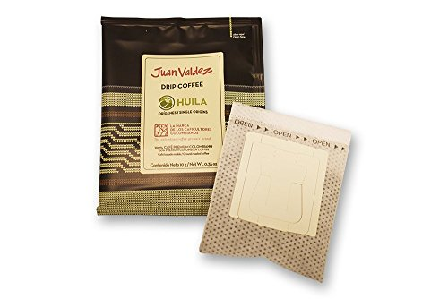 Juan Valdez Balanced Huila Drip Coffee, 50 Gram (Pack of 6) by Juan Valdez (Image #5)