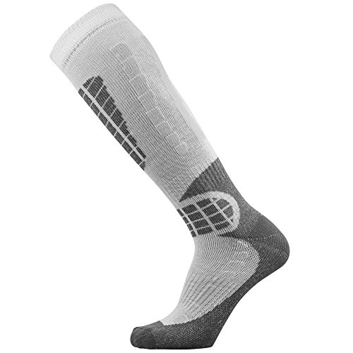 Pure Athlete Ski Socks Best Lightweight Warm Skiing Socks