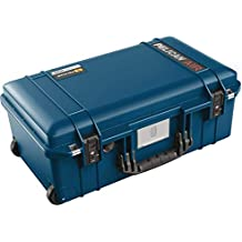 Pelican Air 1535 Travel Case - Carry On Luggage (Blue) (Renewed)