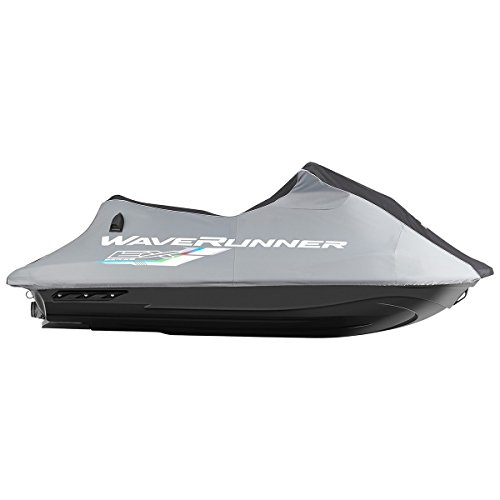 Yamaha New OEM Black/Charcoal Waverunner Cover for 2017 EX STD (Base Model)  - Bases Yamaha