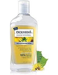 Dickinson's Original Witch Hazel Pore Perfecting Toner, 100% Natural, 16 Fl. Oz.