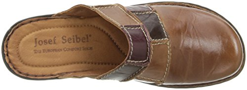 Josef Seibel Women's Rebecca 33 Mule, Brandy, 38 EU/7-7.5 M US by Josef Seibel (Image #8)