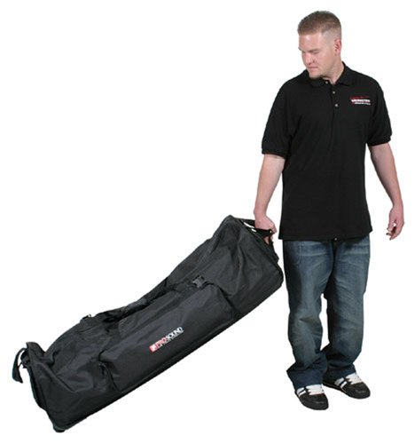 Kaces KPHD46W 46- Inch Hardware Bag with wheels by Kaces