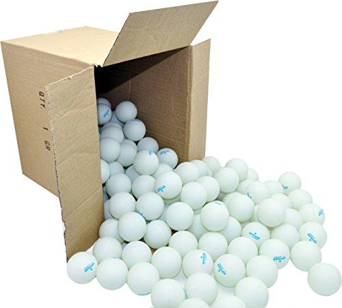 Kettler Table Tennis Balls, 40 mm Regulation Size: 1 Star...
