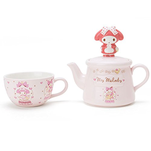 Sanrio My Melody tea set fairy tale dome From Japan New
