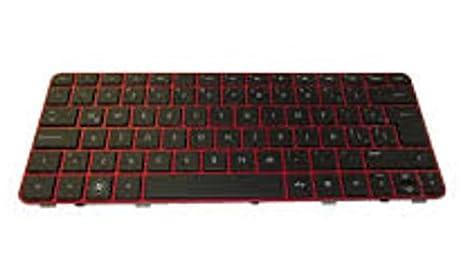 HP 665963-251 Teclado refacción para notebook - Componente para ordenador portátil (Teclado,