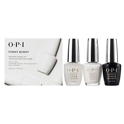 OPI Infinite Shine Trio Pack, Funny Bunny, 1.5 fl. oz.