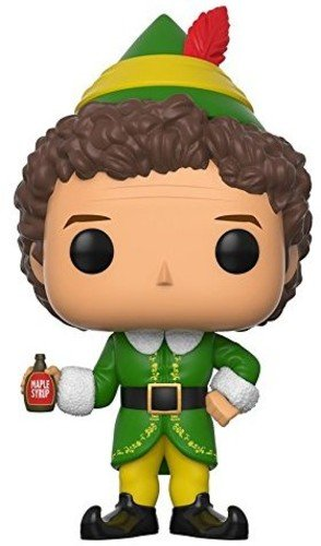Funko Pop Movies: Elf - Buddy (Styles May Vary) Collectible Vinyl Figure -