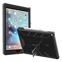 Poetic Revolution-iPad-Pro-Black Rugged Case for Apple iPad Pro 12.9 (2015) - Black
