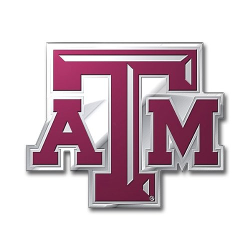 Team ProMark NCAA Texas A&M Aggies Die Cut Color Auto ()