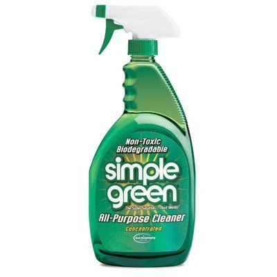 Simple Green 13022 All Purpose Cleaner. 22 oz. (Best Green All Purpose Cleaner)