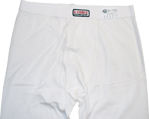 G-Force 4161LRGNT Large Nomex Flame-Retardant Underwear Bottom by G-FORCE Racing Gear