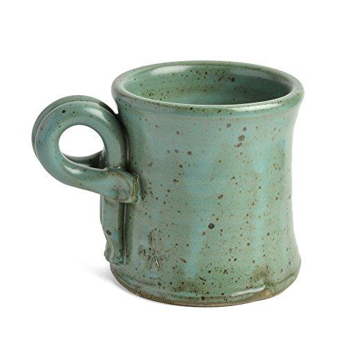 Anthony Stoneware 12-ounce Mug, Teal ()