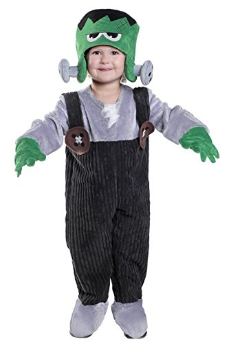 [Princess Paradise Baby Boys Little Monster, Green, 18 Months/2T] (Boys Frankenstein Costumes)